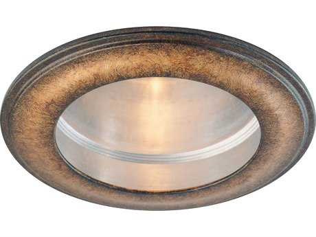 Minka Lavery Recess Trim Bronze 5.5'' Wide Flush Mount Light