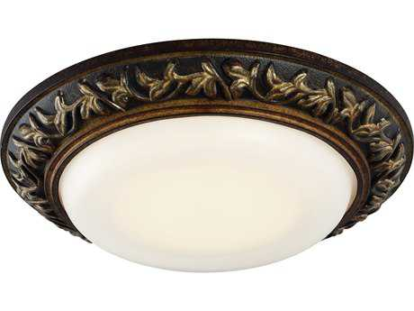 Minka Lavery Florence Patina 8'' Wide LED Recessed Light