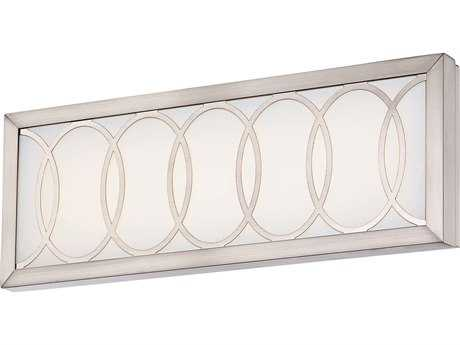 Minka Lavery Celice Brushed Nickel LED Vanity Light