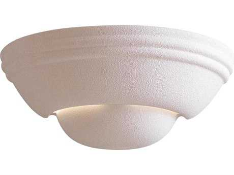 Minka Lavery Bisk White Wall Sconce