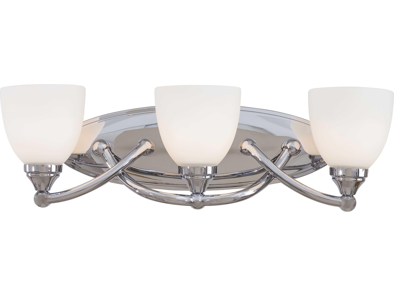 Minka Lavery Taylor Chrome Three Light Vanity Light  : MGO584377zm from www.luxedecor.com size 4716 x 3538 jpeg 376kB