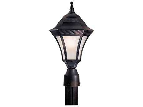 Minka Lavery Segovia Heritage Outdoor Post Light