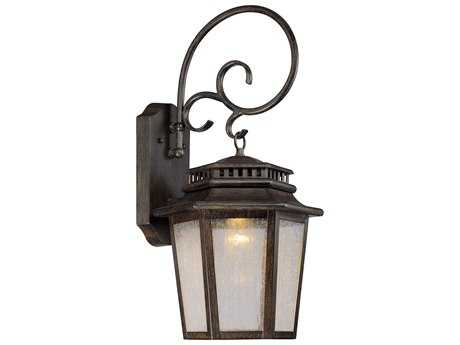 Minka Lavery Wickford Bay Iron Oxide LED Outdoor Wall light