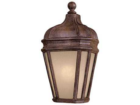 Minka Lavery Harrison Vintage Rust Outdoor Wall light