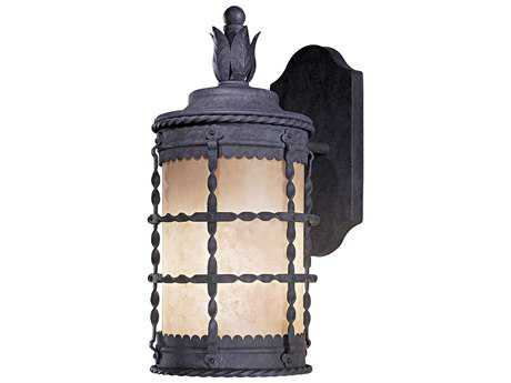 Minka Lavery Mallorca Spanish Iron Outdoor Wall light