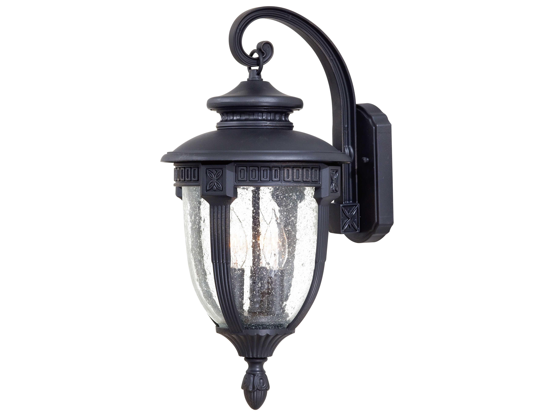 minka lavery burwick heritage three light outdoor wall light. Black Bedroom Furniture Sets. Home Design Ideas