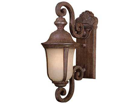 Minka Lavery Ardmore Vintage Rust Outdoor Wall light