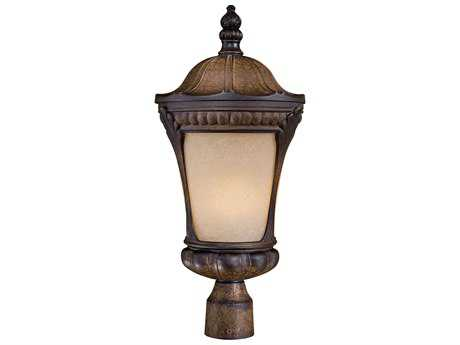Minka Lavery Kent Place Prussian Gold Outdoor Post Light