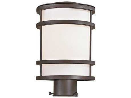 Minka Lavery Bay View Oil Rubbed Bronze Outdoor Post Light