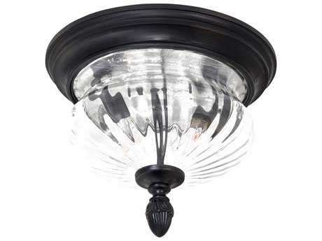 Minka Lavery Newport Heritage Two-Light Outdoor Ceiling Light