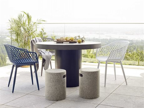 Moe's Home Outdoor Cassius Patio Dining Set PatioLiving
