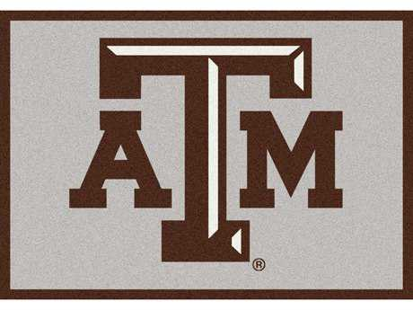 Milliken College Team Spirit Texas A&M Aggies Rectangular Rug