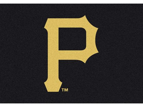 Milliken MLB Team Spirit Pittsburgh Pirates Rectangular Rug