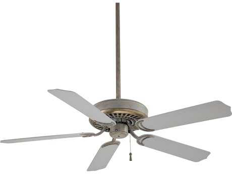 Minka-Aire Sundance Driftwood 52'' Wide Outdoor Ceiling Fan