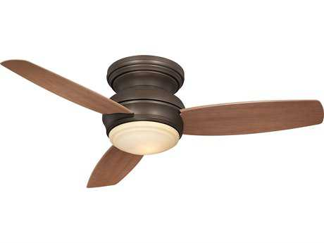 Minka-Aire Traditional Concept Oil Rubbed Bronze 44'' Wide Indoor & Outdoor Ceiling Fan