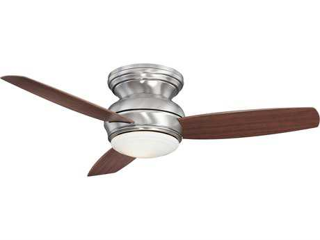 Minka-Aire Traditional Concept Pewter 44'' Wide Indoor & Outdoor Ceiling Fan