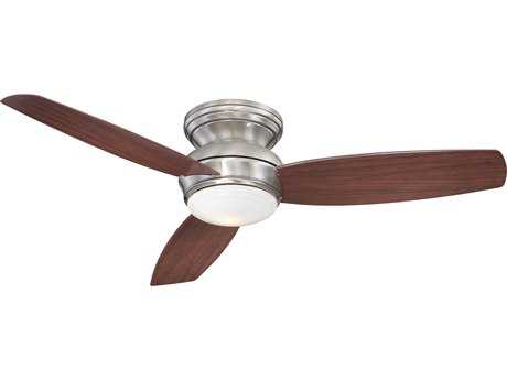 Minka-Aire Traditional Concept Pewter 52'' Wide Indoor & Outdoor Ceiling Fan
