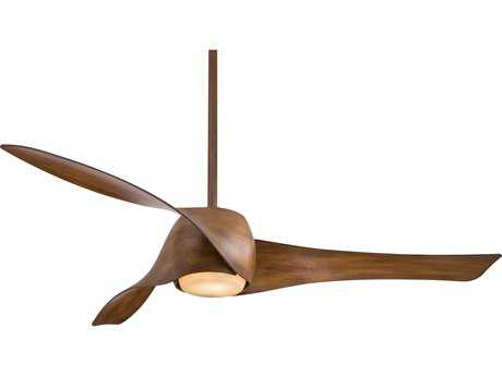 Minka-Aire Artemis Distressed Koa 58'' Wide Indoor Ceiling Fan