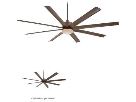Minka-Aire Slipstream XXL Oil Rubbed Bronze 84'' Wide Outdoor Ceiling Fan
