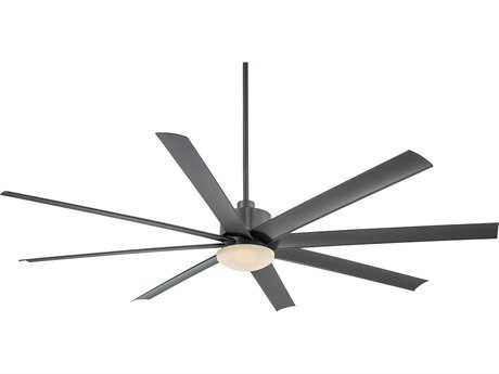 Minka-Aire Slipstream XXL Smoked Iron 84'' Wide Outdoor Ceiling Fan