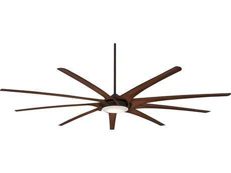Minka-Aire Ninety-Nine Oil Rubbed Bronze 99'' Wide LED Indoor Ceiling Fan