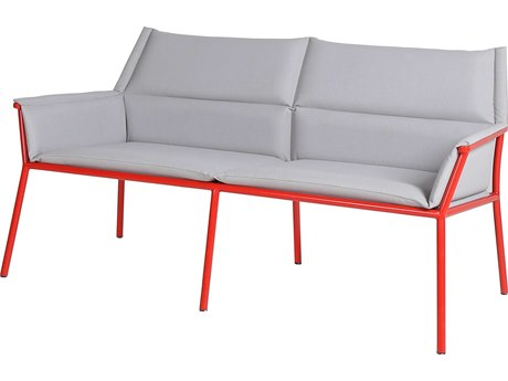 Mamagreen Andy Aluminum Cushion Loveseat