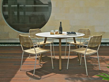 Mamagreen Bono Teak Dining Set