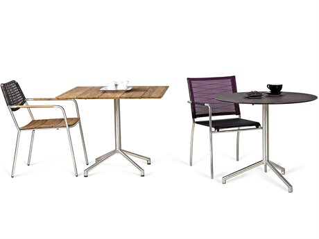 Mamagreen Caffe Steel Dining Set