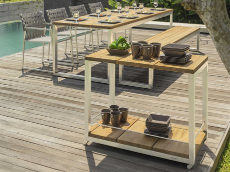 Mamagreen Oko Steel Dining Set