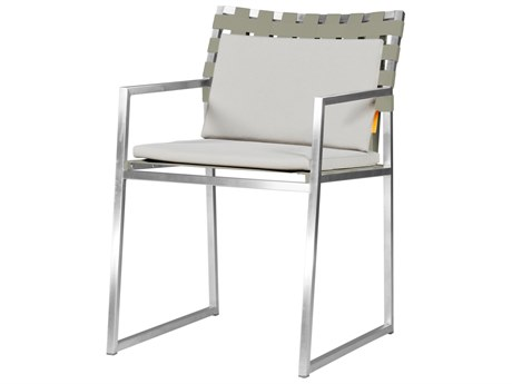 Mamagreen Oko Steel Sling Dining Chair