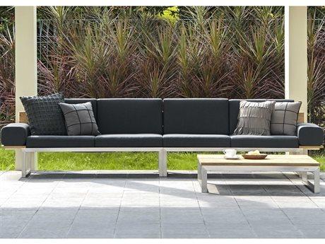 Mamagreen Oko Steel Cushion Lounge Set