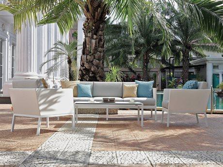 Mamagreen Jaydu Aluminum Cushion Lounge Set
