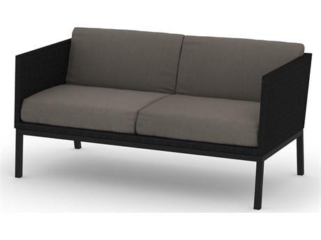 Mamagreen Jaydu Aluminum Cushion Loveseat
