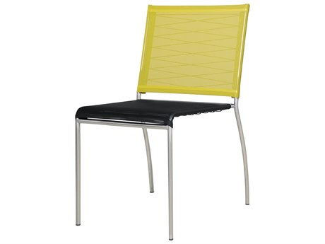 Mamagreen Natun Steel Sling Dining Side Chair