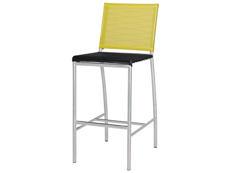 Natun Steel Sling Bar Stool
