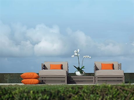 Mamagreen Yuyup Aluminum Cushion Lounge Set