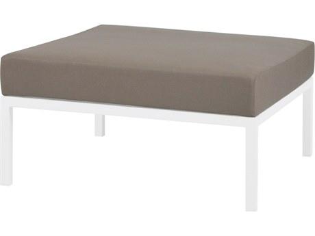 Mamagreen Polly Aluminum Cushion Ottoman