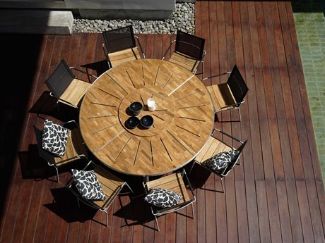 Mamagreen Meika Steel Dining Set PatioLiving