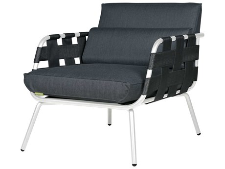 Mamagreen Meika Steel Cushion Lounge Chair