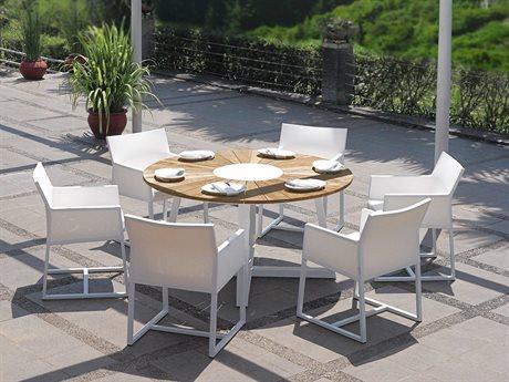 Mamagreen Baia Aluminum Dining Set PatioLiving
