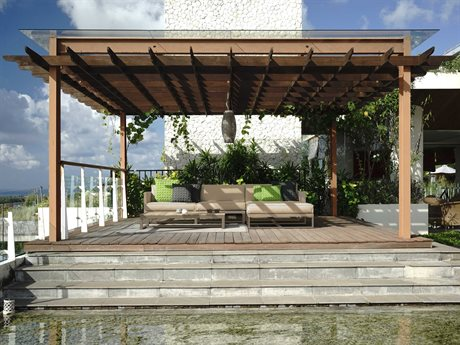 Mamagreen Mono Aluminum Cushion Lounge Set
