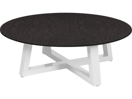 Mono Aluminum 43''Wide Round Chat Table