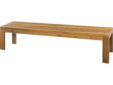 Mamagreen Eden Teak 82.5'' Bench