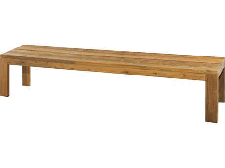 Mamagreen Eden Teak 102.5'' Bench