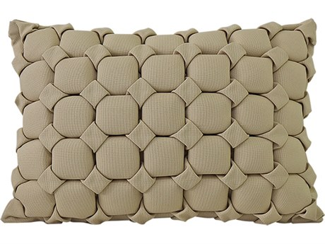 Mamagreen Bee 19.5'' x 12'' Rectangular Pillow