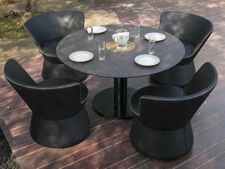 Mamagreen Stizzy Aluminum Dining Set