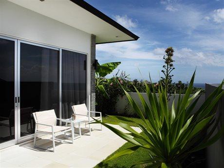 Mamagreen Allux Aluminum Cushion Lounge Set