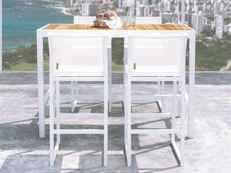 Mamagreen Allux Aluminum Dining Set PatioLiving