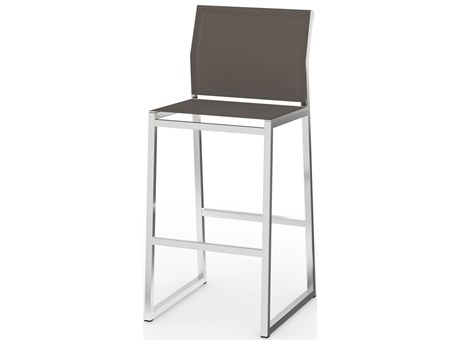 Mamagreen Zix Steel Sling Bar Stool