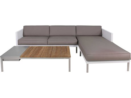 Mamagreen Ulu Steel Cushion Lounge Set